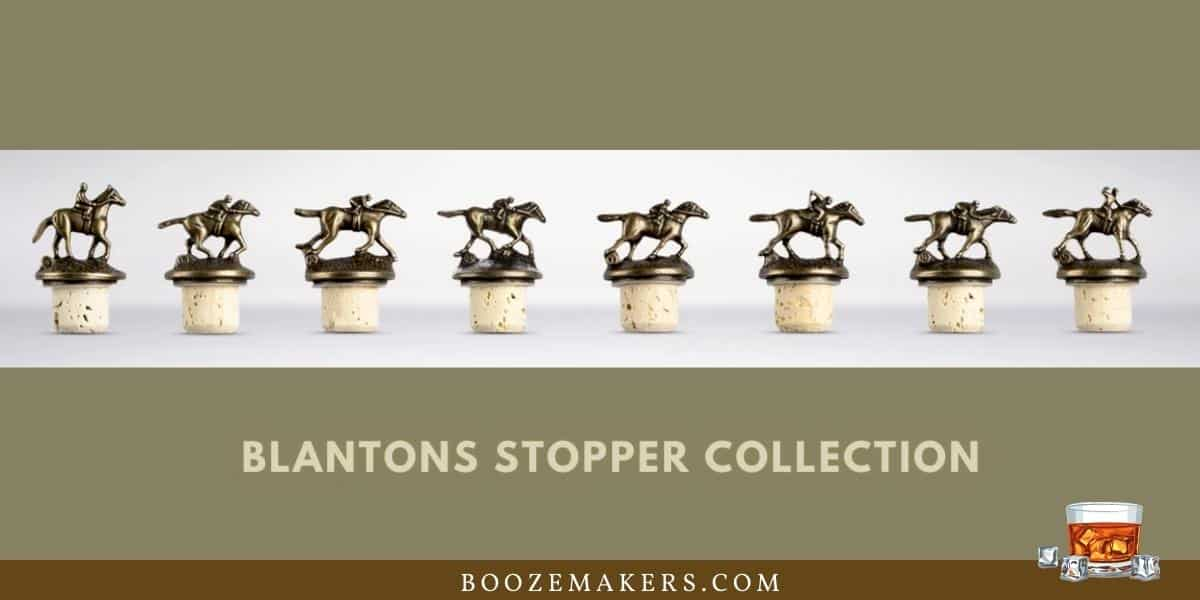 blantons 7 horse stopper collection