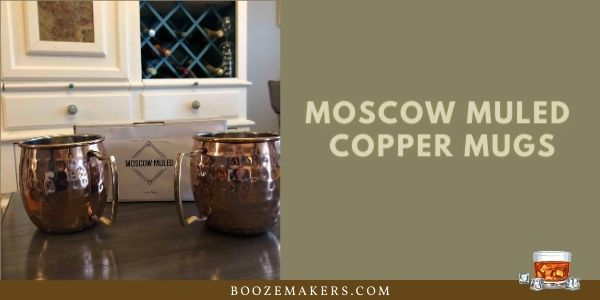 moscow muled copper mugs review